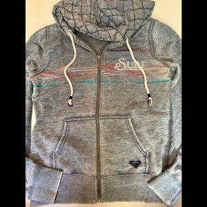 Roxy women surf zip hoodie
